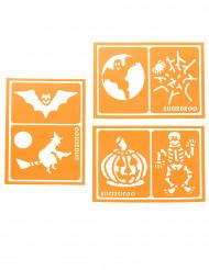 6 gemengde Snazaroo™ stencils