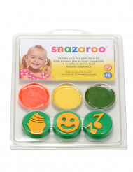 Mini Snazaroo™ verjaardag schmink en stempelset