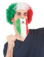Italiaanse supporter baard voor volwassenen