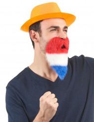 Nederlandse supporter baard voor volwassenen