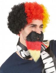 Duitse supportersbaard voor volwassenen