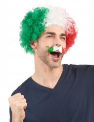 Italiaanse supporter snor