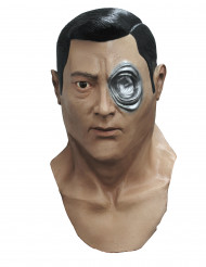 Terminator® Genisys™ T-1000 cyborg masker voor volwassenen