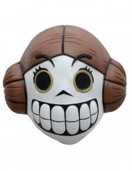 Calaveritas™ Ruimte prinses masker voor volwassenen