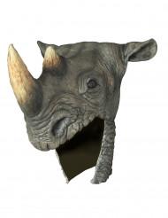 Neushoorn helm voor volwassenen