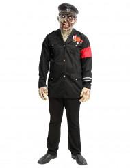 Zombie dictator kostuum voor volwassenen
