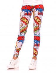 Stripboek legging voor vrouwen