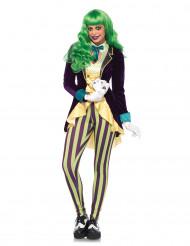 Boosaardige joker kostuum voor vrouwen
