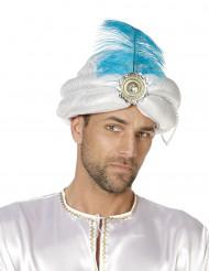 Arabische sultan tulband voor volwassenen