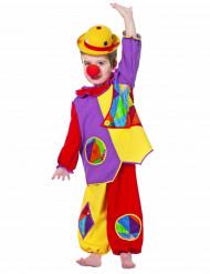Baby clown kostuum