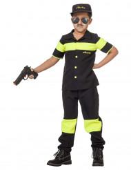 Politie pak voor jongens