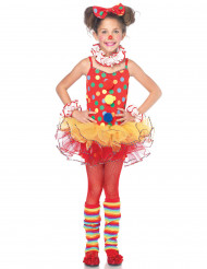 Circus clown kostuum voor meisjes