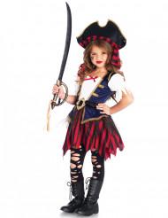 Piraten rover kostuum voor meisjes