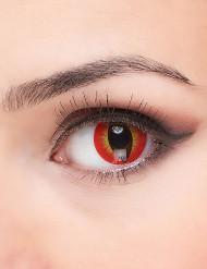 Boze oog contactlenzen