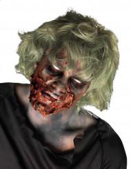 Los vel zombie Halloween schmink