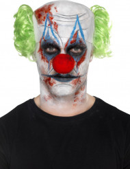 Make up set voor enge Halloween clown