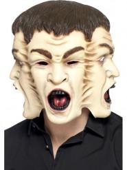 3 gezichten masker