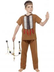 Apache indianen kostuum voor jongens