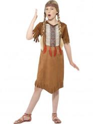 Apache indianenkostuum voor meisjes
