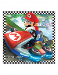 16 Super Mario™ servetten