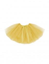 Gele tutu voor meisjes