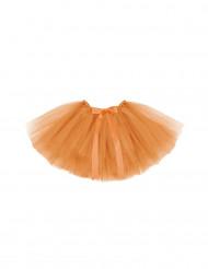 Oranje tutu voor meisjes