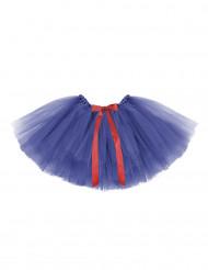Marine blauwe tutu voor dames