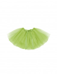 Groene tutu voor meisjes
