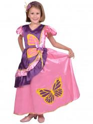 Vlinder prinsessenkostuum voor meisjes