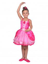 Roze danseressenkostuum voor meisjes
