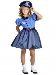 Politie kostuum voor meiden