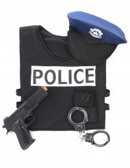 Politie set voor jongens