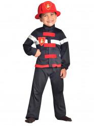 Brandweerman kostuum voor jongens