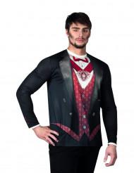 Vampier t-shirt voor mannen