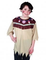 Indiaans t-shirt voor jongens
