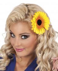 Haar zonnebloem voor vrouwen