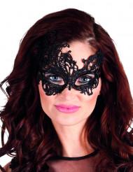 Sexy zwart kanten masker voor vrouwen