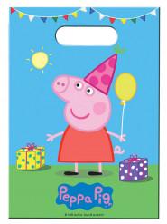 8 Peppa Pig™ cadeauzakken