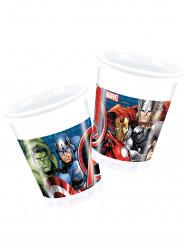8 plastic Avengers Power™ bekers