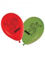 8 latex Avengers Age of Ultron™ ballonnen