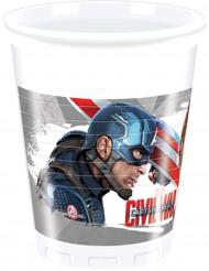 8 bekers Avengers Civil War ™
