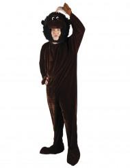 Apen mascotte kostuum voor volwassenen
