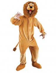 Leeuw mascotte kostuum voor volwassenen