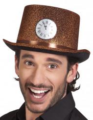 Koperen hoge hoed voor volwassenen