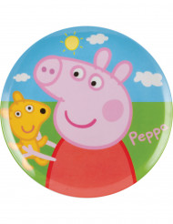 Melamine Peppa Pig™ bord