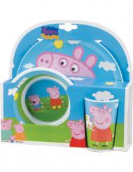 Melamine Peppa Pig™ servies
