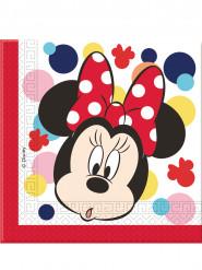 Minnie™ papieren servetten