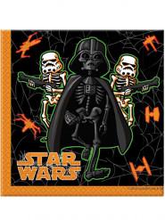 20 Star Wars™ Halloween servetten