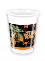 8 plastic bekertjes Star Wars™