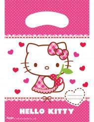 6 Hello Kitty™ cadeauzakken